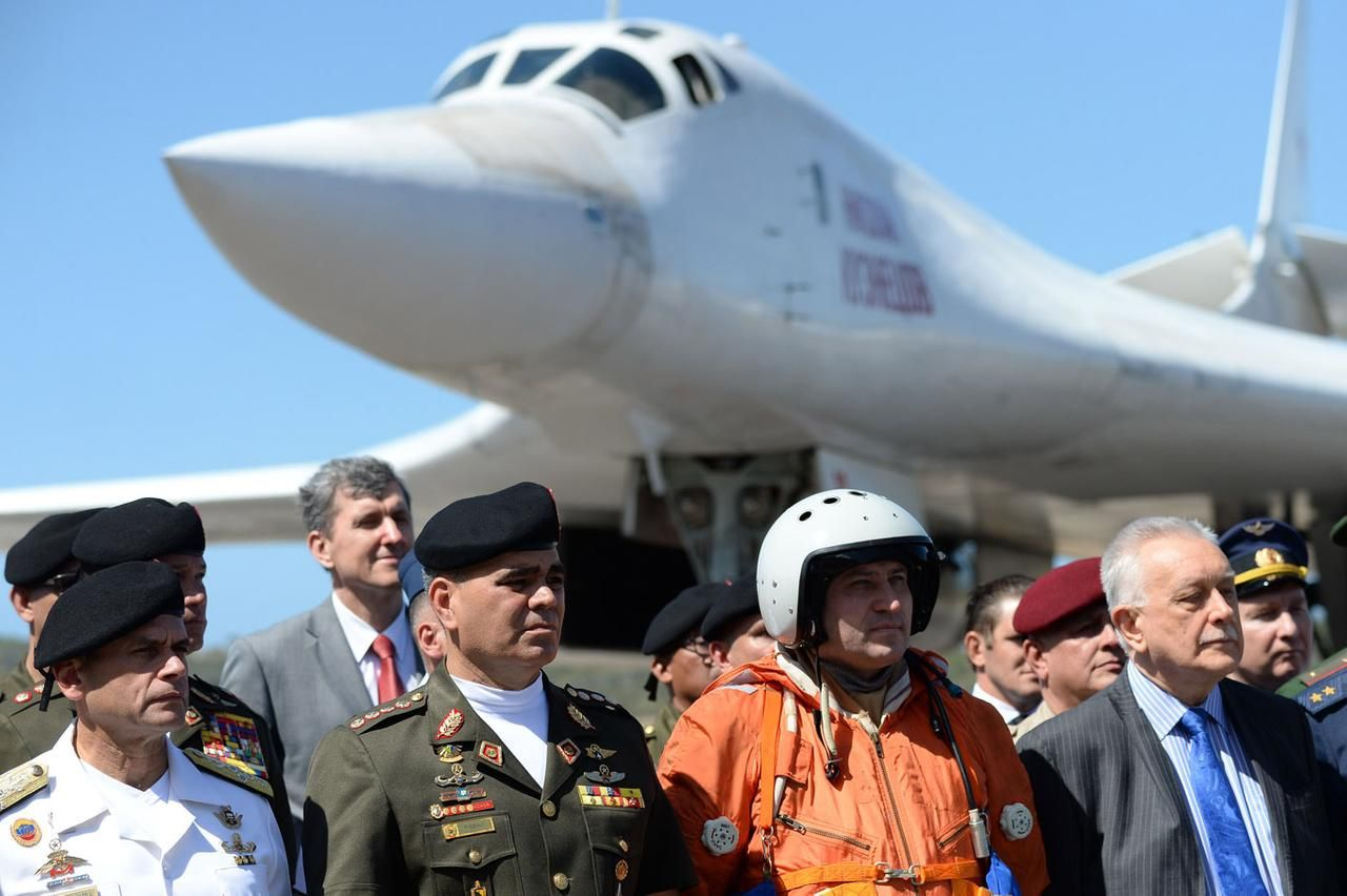 Russia Sent Venezuela Two Bombers With Nuclear Capacity for Military Exercises