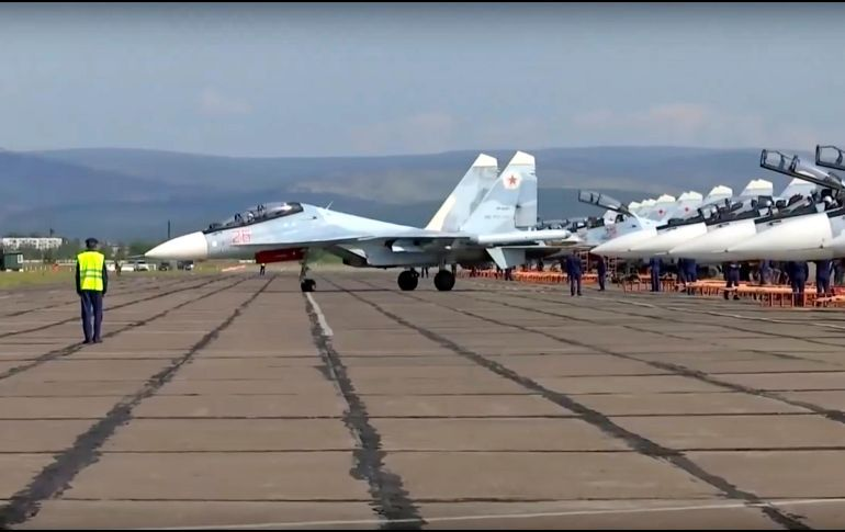 Russia Starts the Biggest Military Maneuvers In Its History