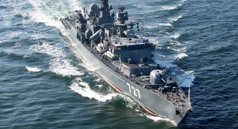 Russia and Iran Navy Will Hold Joint Naval Exercises This Year In Caspian Sea