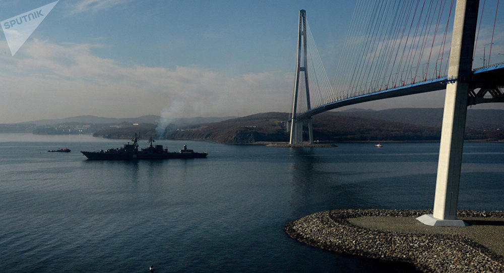 Russian Fleet Ships Will Complete Missions in the Asia-Pacific Region