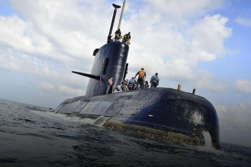 Russian mini-submarine ARA San Juan