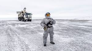 Russia's Presence In The Arctic Revives Old Nordic Alliances