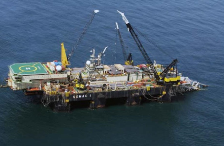 Saipem will start construction of subsea section of TAP