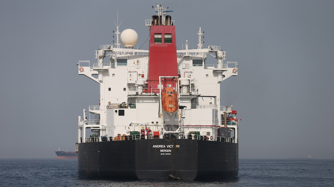 Saudi Arabia Denounces The Attack On Two Of Its Tankers