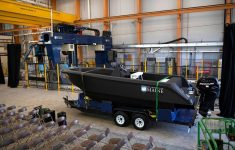 A Ship Capable Of Navigating The Ocean Is Created With A 3D Printer (VIDEO)