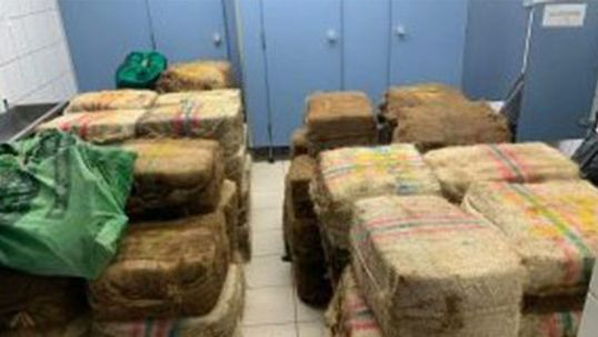 Ship Stopped With More Than Two Tons Of Cocaine Linked To Venezuelan Businessmen