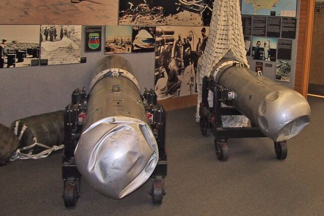 Sixty Years Of Operation Chrome Dome The Nuclear Patrol That Caused The Palomares Accident1