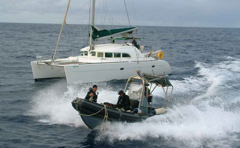 Spanish Police Intercept 800 kg Cocaine Boat Near The Azores