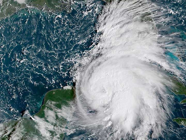 Storm 'Michael' is Already a Hurricane; Florida Decrees Emergency