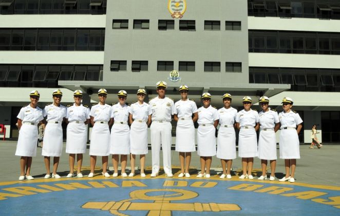 Surprising The Combat Role of Women in the Brazilian Navy