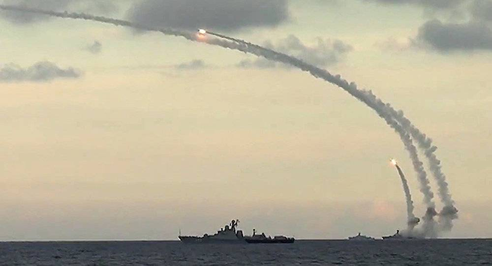THE RUSSIAN BLACK SEA FLEET WILL CARRY OUT SIMULATED MISSILES OFF THE COAST OF SYRIA BEFORE THE SUMMIT BETWEEN TRUMP AND PUTIN
