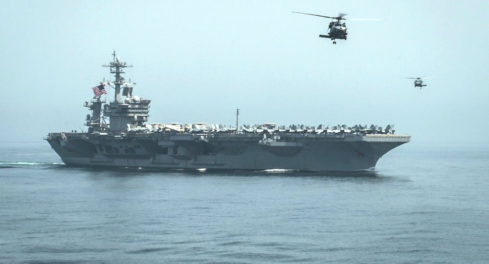 THE UNITED STATES NAVY GETS ACCESS TO THE PORTS OF OMAN IN THE MIDST OF IRAN'S TENSIONS: REPORTS