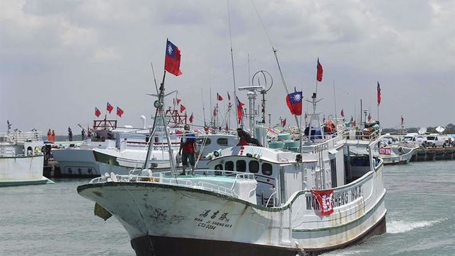 Taiwan Announces Maneuvers on the Disputed Island of the South China Sea