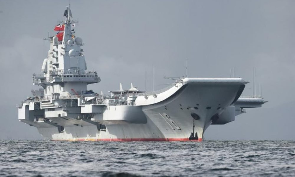 Taiwan Monitors the Chinese Carrier's Passage after Xi