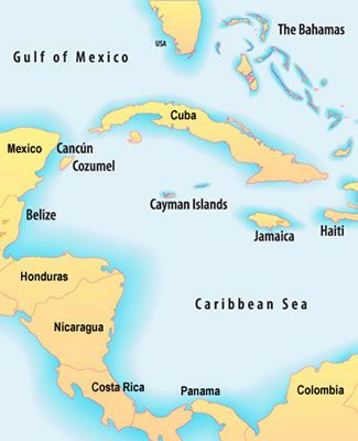 The Caribbean Narco Route Is Still Active Today