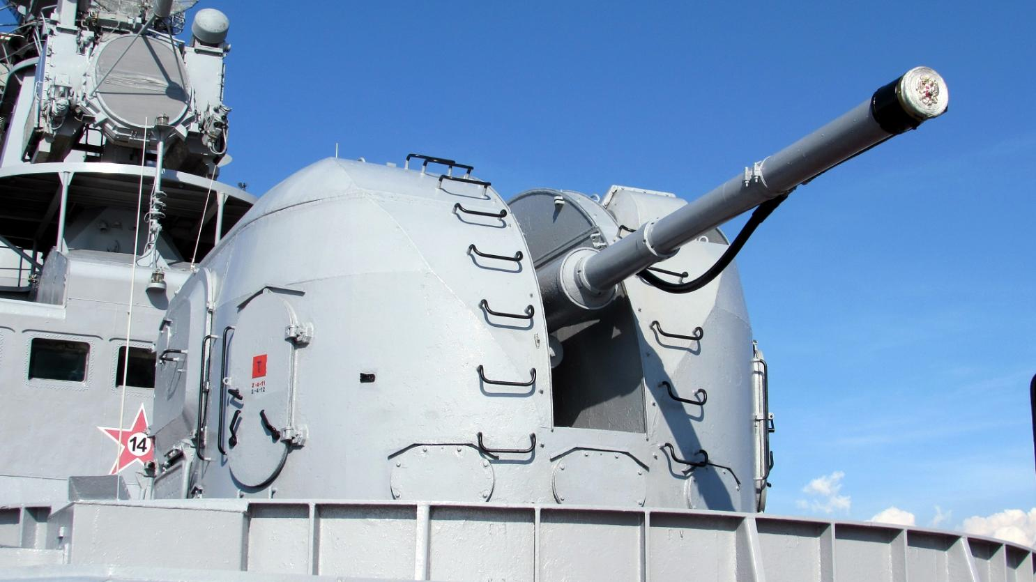 The Combat Capacity Of The Russian Navy Is Only 45% Of That Of The US Navy