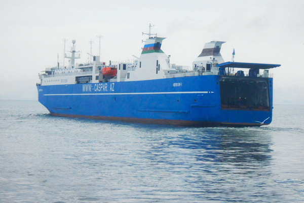 The Crew of the Lithuanian Ferry Regina Seaway Launched a DieselGenerator and Aired the Premises After a Fire - Rosmorrechflot