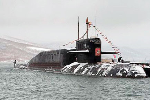 """The Disposal of the Nuclear Submarine """"Podolsk"""" Will Spend Almost 1 Billion Rubles"""