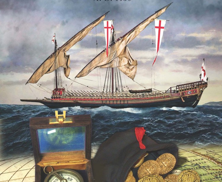 The Genoese Brothers Who Disappeared Looking for a Maritime Route to Spices in the 13th Century