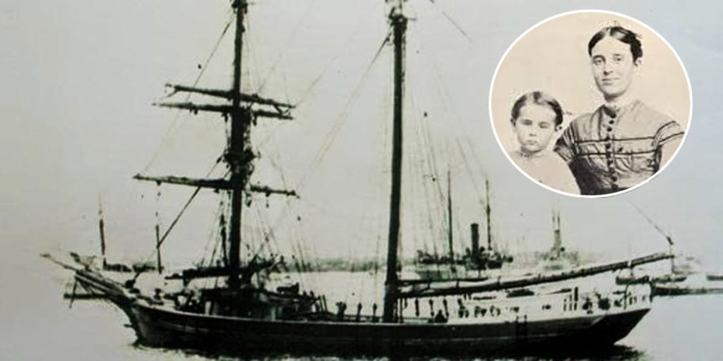 The Greatest Enigma in the History of Navigation The Ghost Ship Mary Celeste2