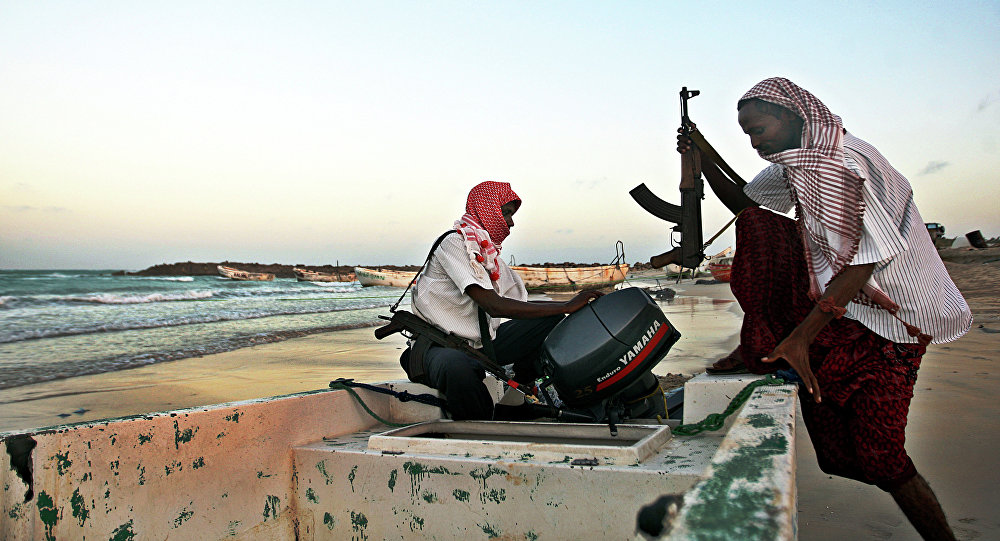 The International Maritime Bureau Reveals the Number of Acts of Piracy at Sea in 2018