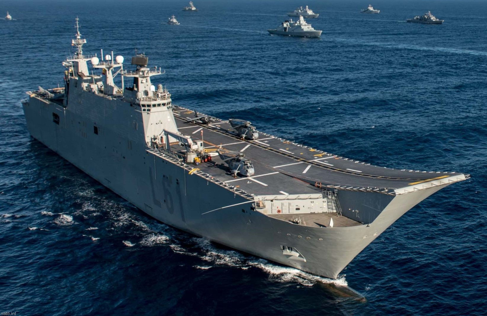 "The LHD ""Juan Carlos I"", The Floating City Of The Spanish Navy"