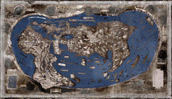 The Map That Inspired Christopher Columbus to Discover America