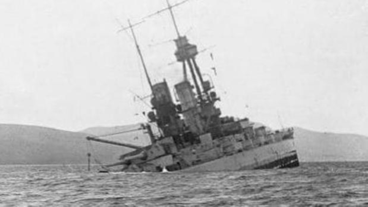 The Most Spectacular Naval Suicide In History, The Most Heroic Act Of World War I