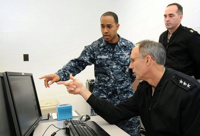The Navy is Accused of Hacking $ 600 Million in Software