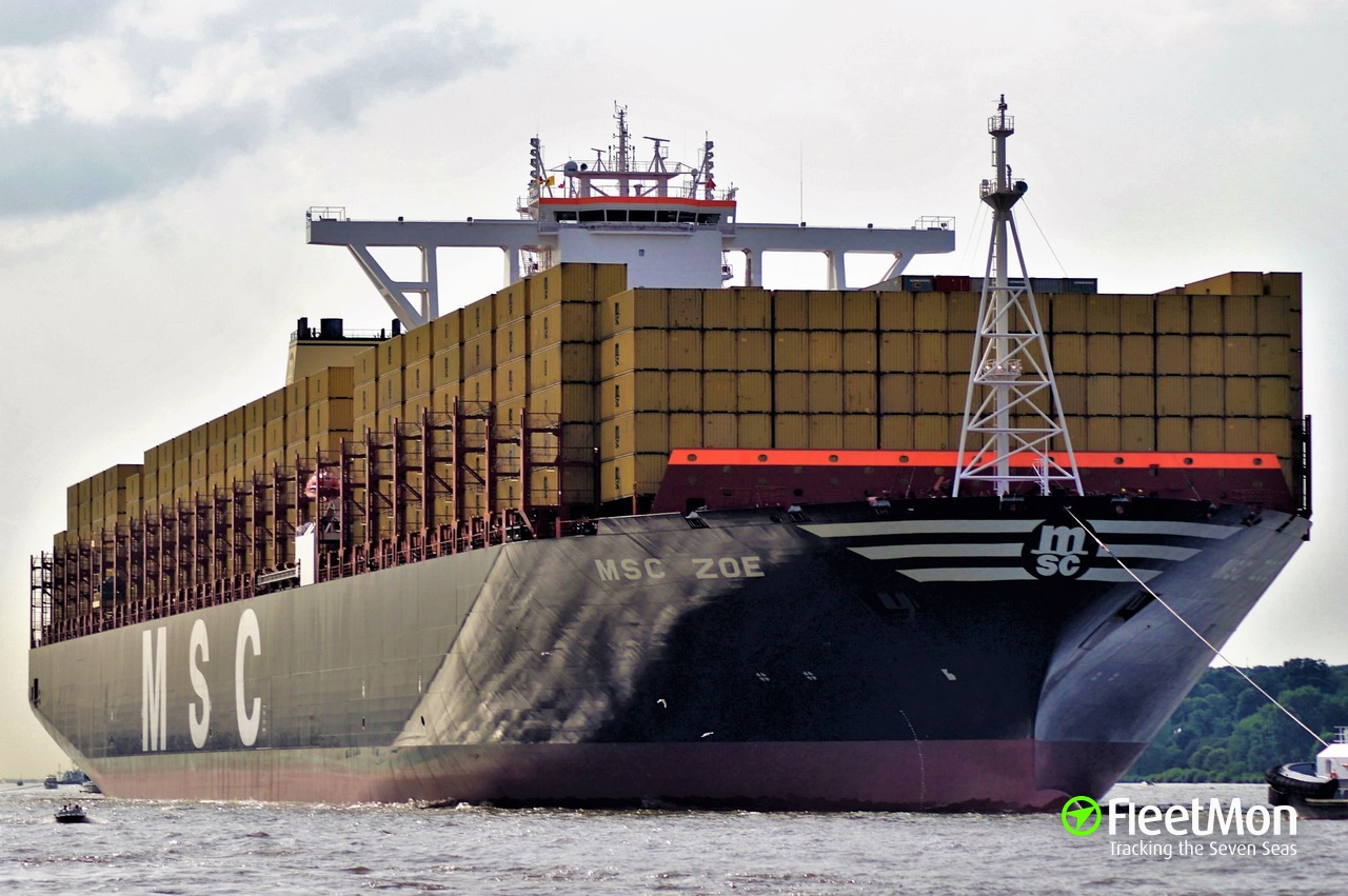 The Netherlands Investigates the Dumping of Containers of a Panamanian Flag Boat