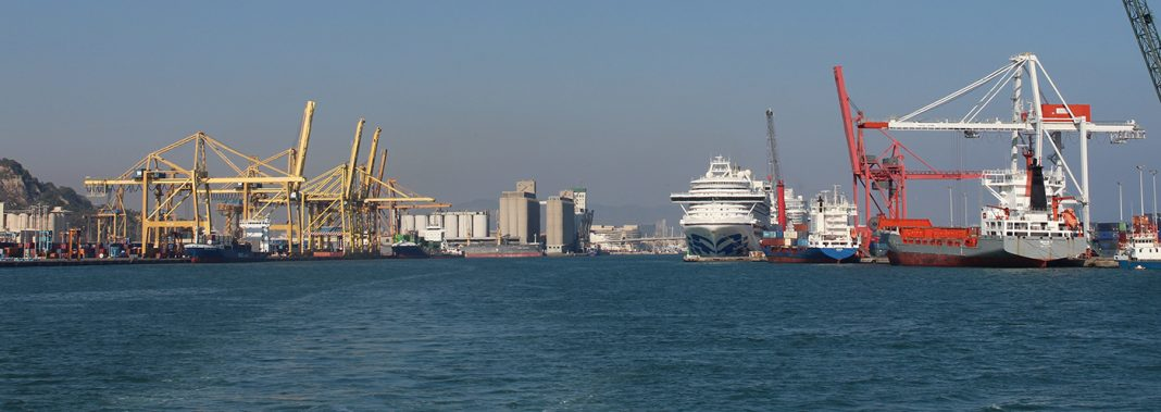 The Port Of Barcelona Regrets The Manipulation That The City Council Makes Of CO₂ Emission Data