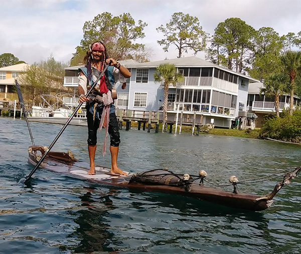 "The Real Life ""Pirate of the Caribbean"" Jack Sparrow Is Found Dead In Florida"