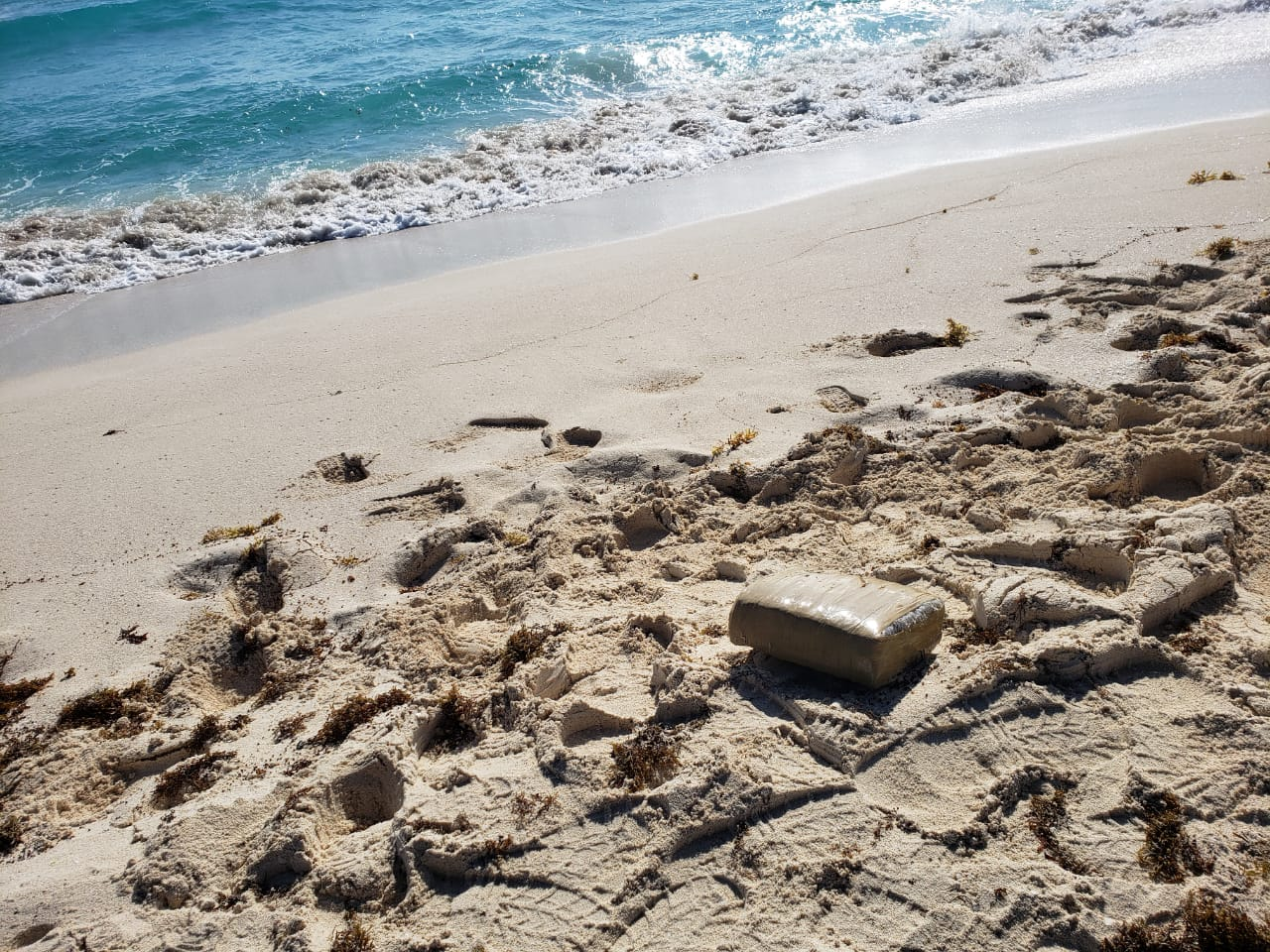 The Sea Keeps Bringing These Packages That Nobody Knew What They Were, The Answer Will Shock You