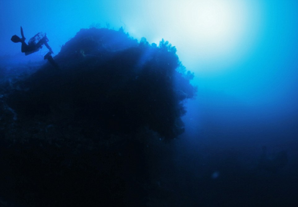 The Strange History Of UUO's A.K.A Unidentified Underwater Objects