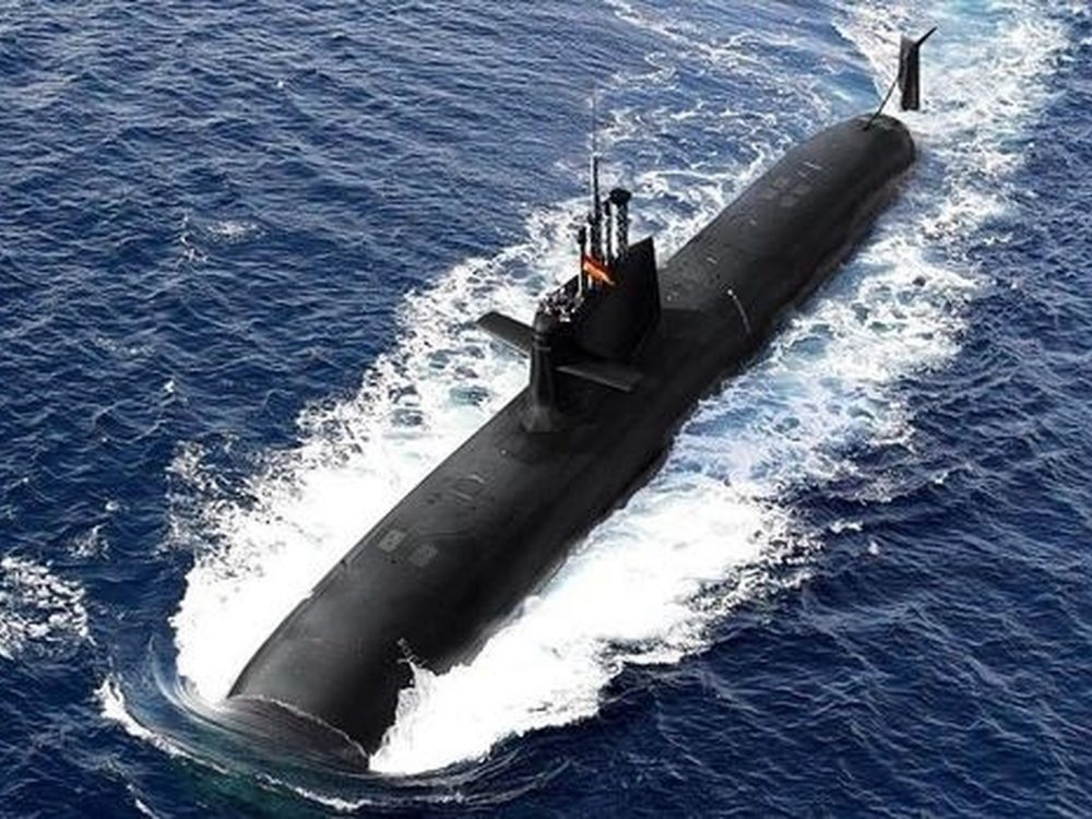 The Submarine That Did Not Float Already Emerges