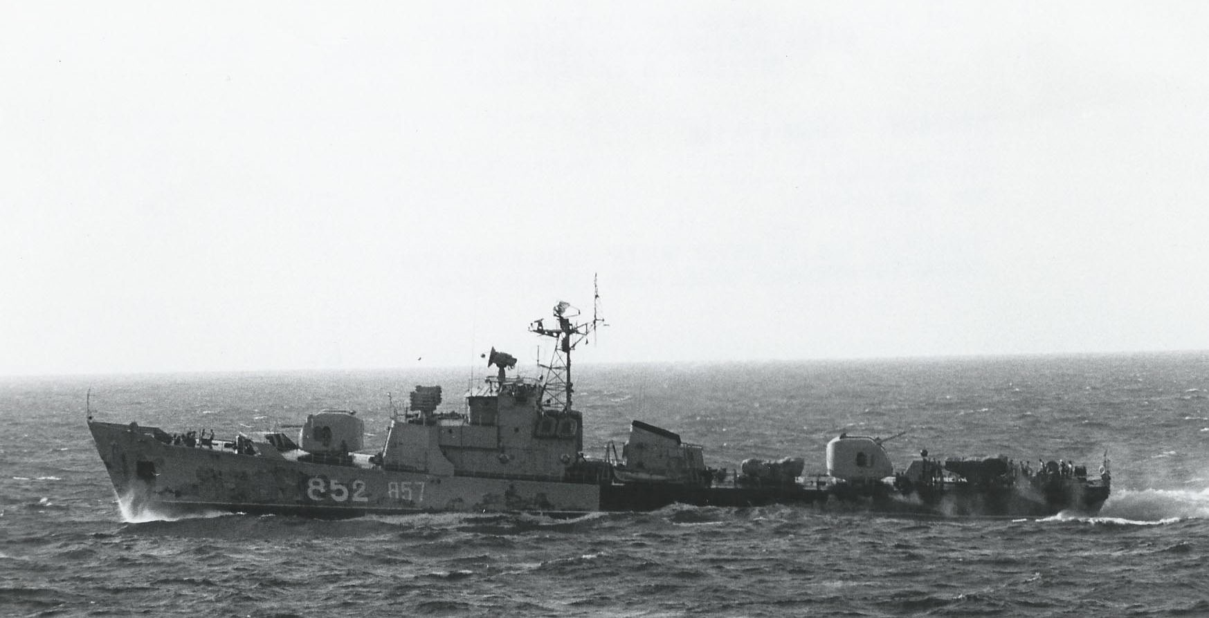 The Taiwanese Navy Accepted Two Old Warships From Its Ally The United States To Defend Itself From China