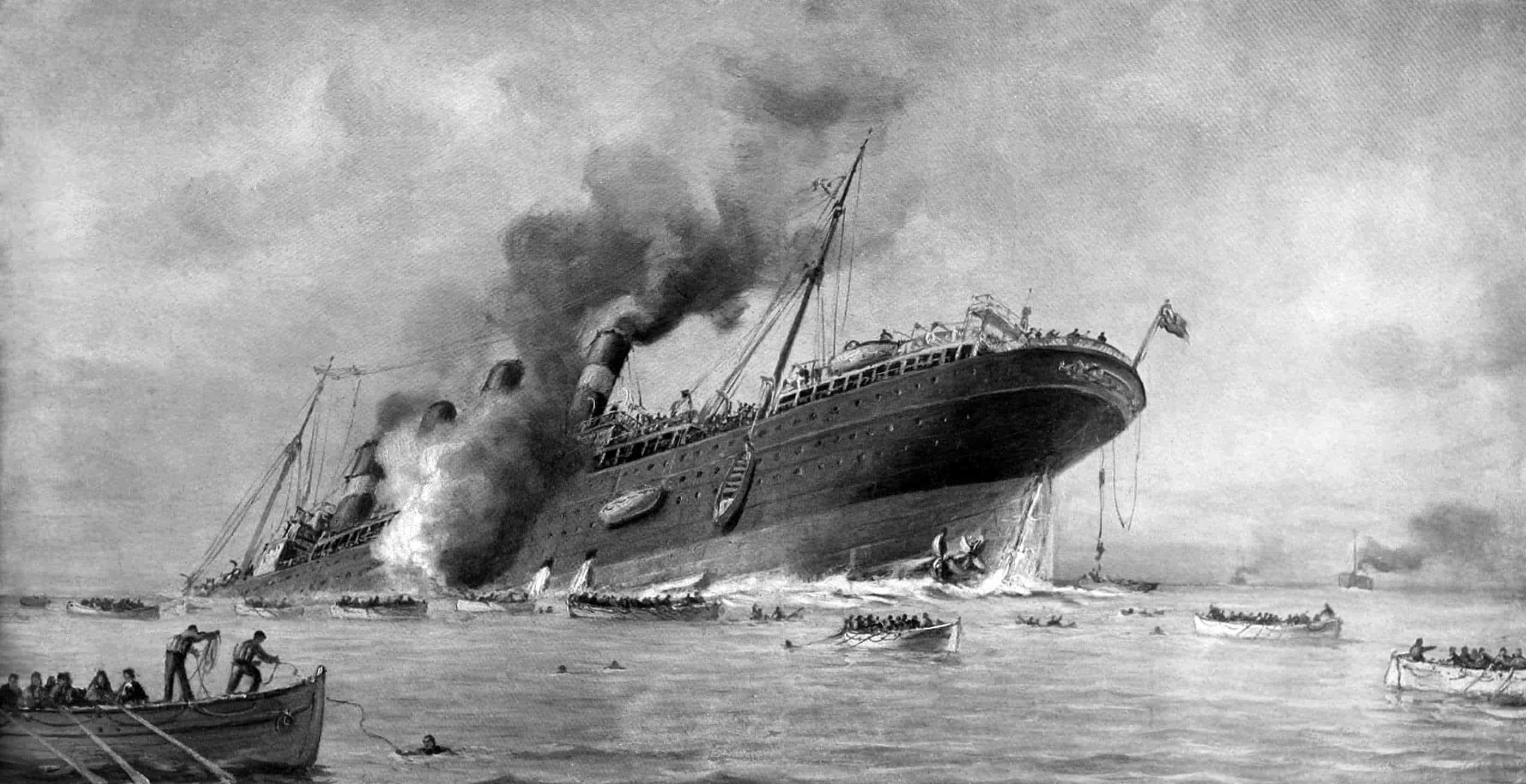 The Three Great Shipwrecks Of Our History