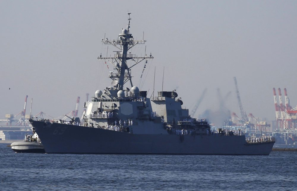 The US Send a Warship to Japan to Days of the Trump-Kim Summit