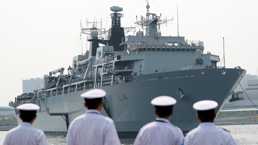The United Kingdom Deploys 2,000 Troops and Several Warships in the Baltic Sea