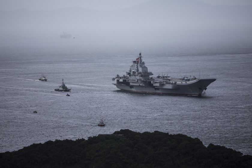 The United States Denounces Dangerous Behaviour in the South China Sea