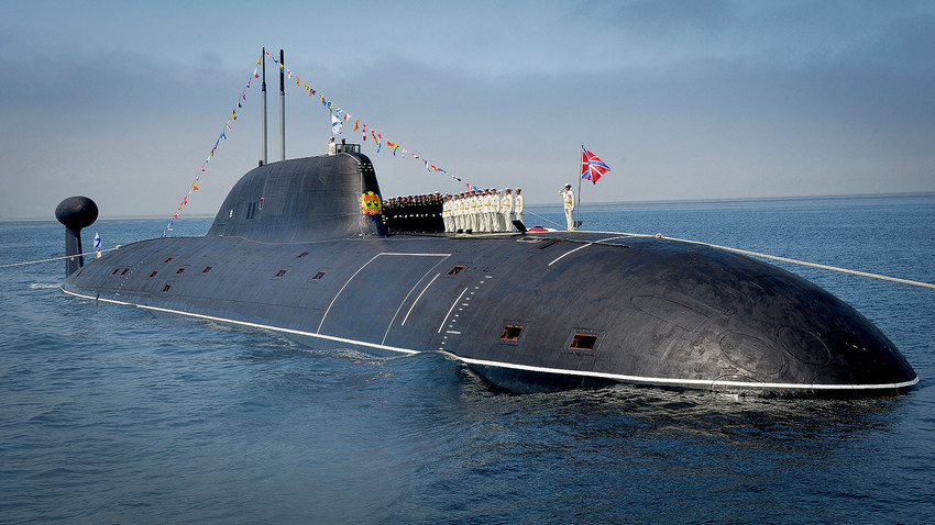 The United States Holds Two Of Five Submarines That Can Destroy The World In Half An Hour