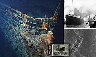 The Wreck Of The Titanic, Protected By A British-American Treaty