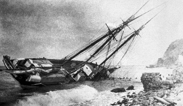 The strange story of a place in the world with more shipwrecks than the Bermuda Triangle