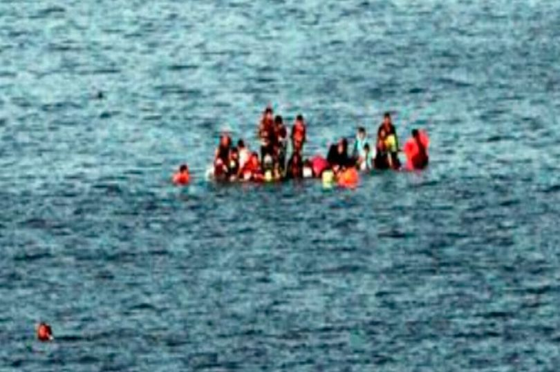 There Are 26 Fatalities In A Sunken Fishing Boat In Honduras