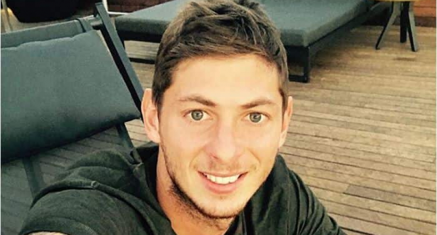 These Are the Remains That Would Belong to the Plane of Emiliano Sala