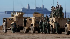 They Expel 24 US Marines For Drug And Human Border Traffic