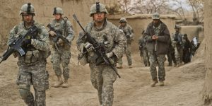 They Kidnap An American Contractor In Afghanistan, In Full Negotiations With The Taliban