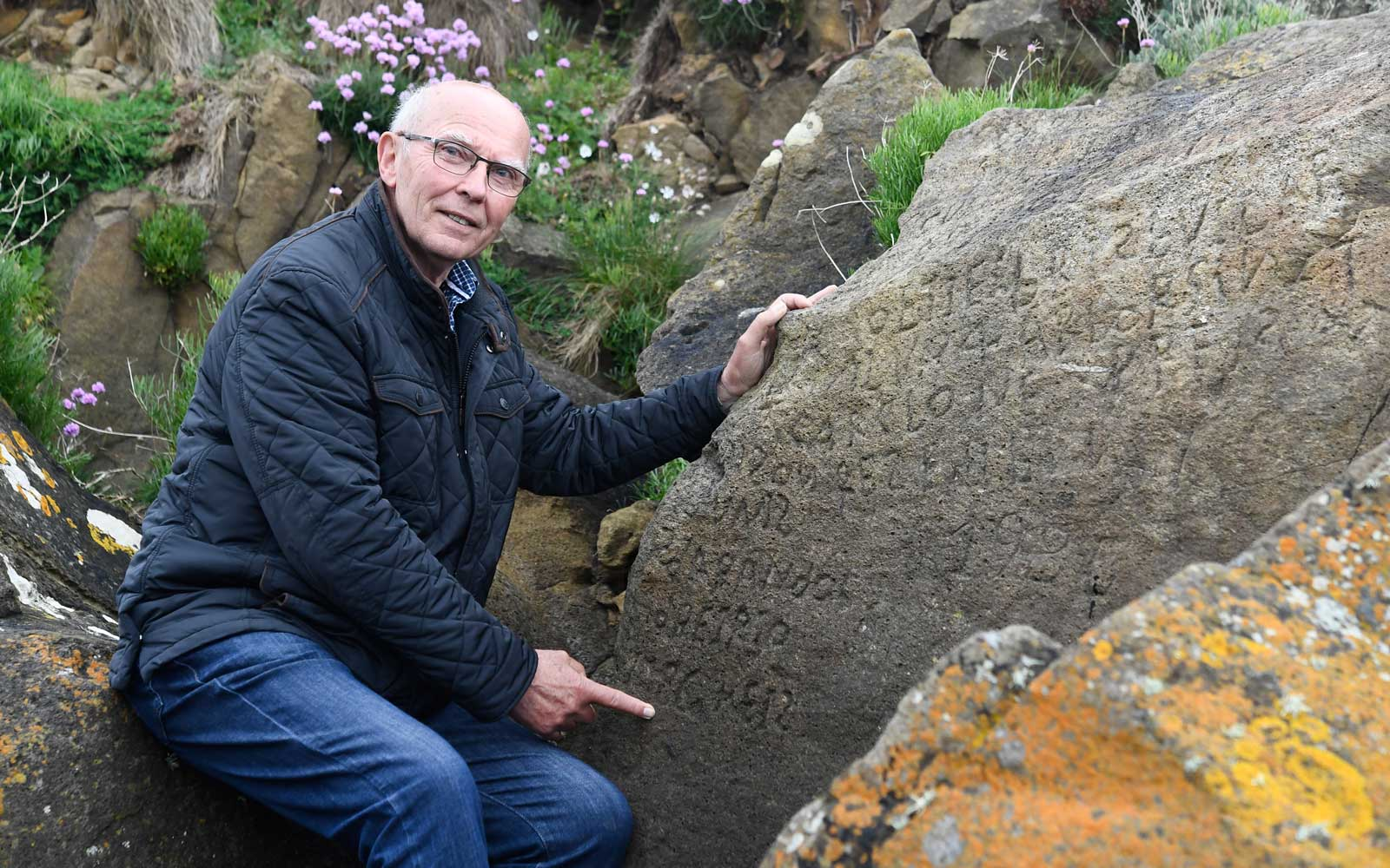 They Offer 2,000 Euros To Anyone Who Can Decipher The Mysterious Message Carved On An Ancient Stone