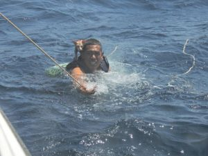 They Rescue Them From A Sinking Ship In Thai Sea
