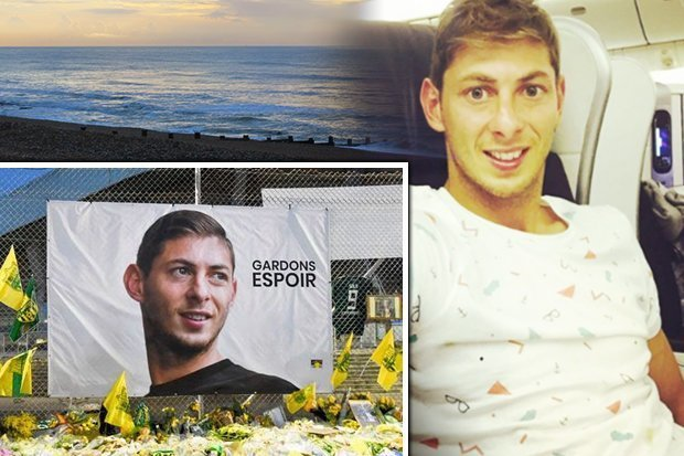 They found Emiliano Sala's Plane at the Bottom of the English Channel